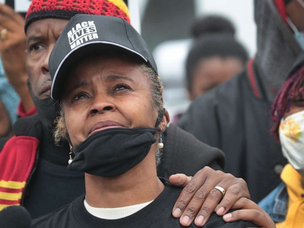 Police officer fired after fatal shooting involving unarmed Black couple