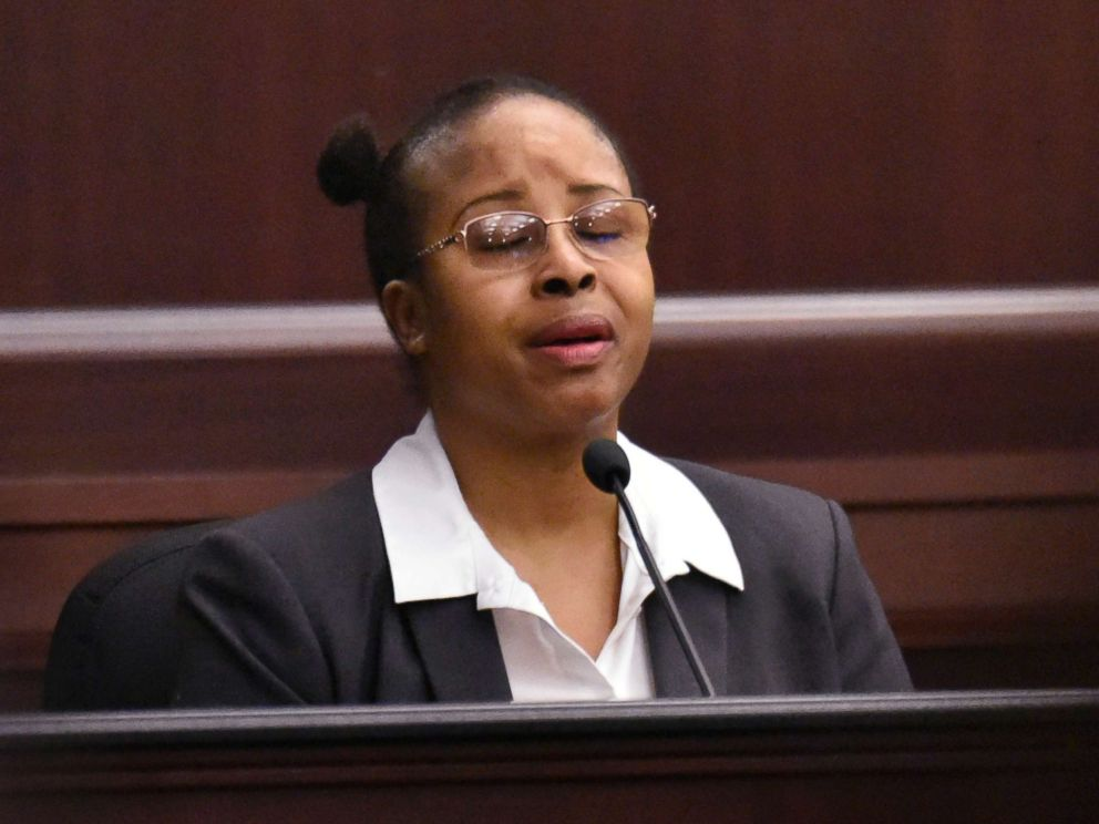 Gloria Williams, woman who kidnapped baby Kamiyah, will testify at sentencing hearing