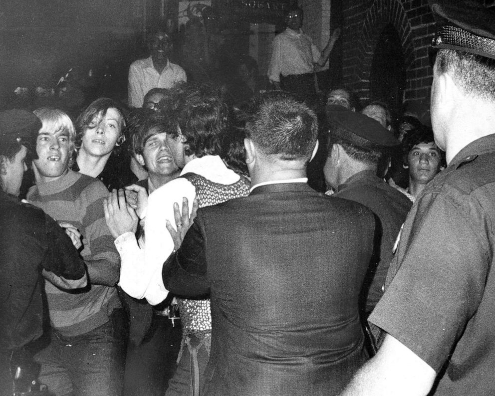 NYPD Apologizes For Stonewall Raids 50 Years After Riots