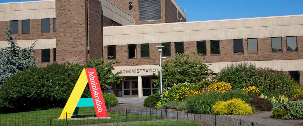 PHOTO: Administration building at Stony Brook University in Long Island, New York.