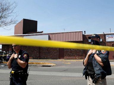 1 dead, 2 hurt in supermarket office shooting, employee apprehended: Police