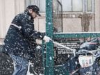 Snow to pummel major cities during rush hour as spring nor'easter slams East Coast