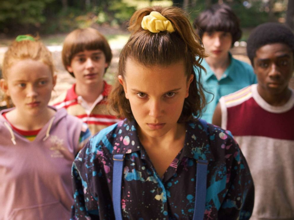 PHOTO: A scene from season 3 of Stranger Things.