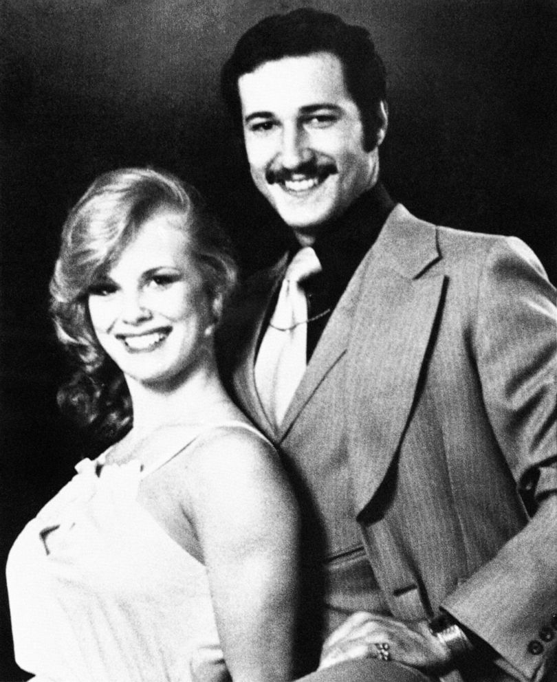 PHOTO: Playmate Dorothy Stratten and husband Paul Snider in their 1978 wedding photo.