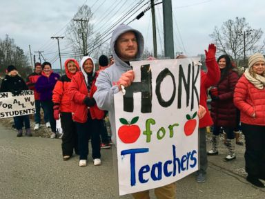 West Virginia teachers strike again over education bill they call retaliatory