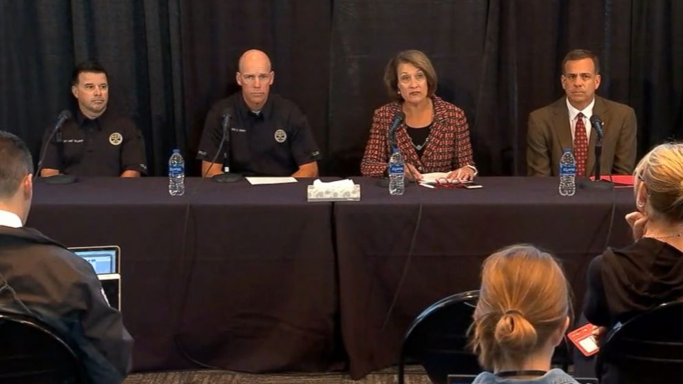 University of Utah officials give a timeline on the final days student Lauren McCluskey was alive.