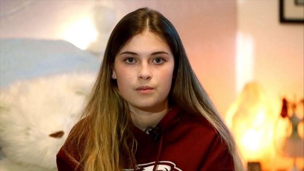 "Brooke Harrison speaks to ""Nightline"" about the mass shooting at Marjory Stoneman Douglas High School in Fla."