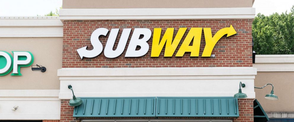 PHOTO: A Subway Restaurant is pictured.