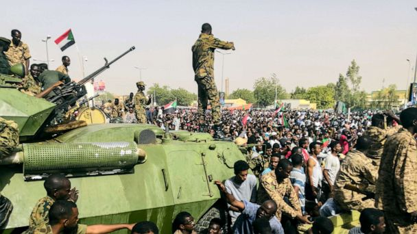 'Start Here': In Sudan, the fight for democracy