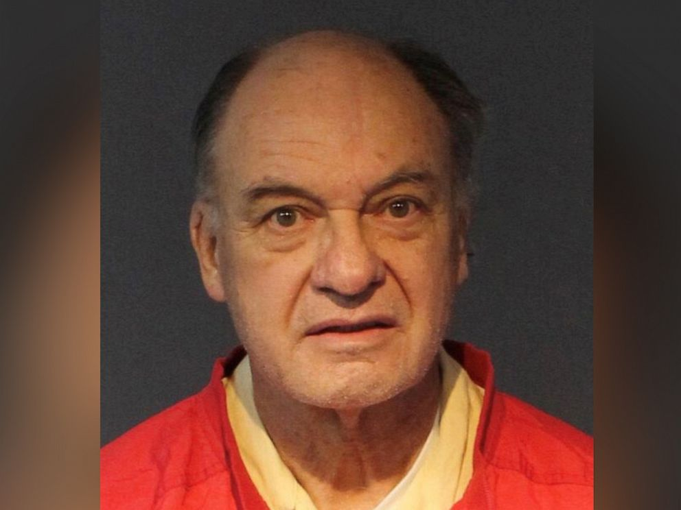 PHOTO: Charles Gary Sullivan is seen in a booking photo from Washoe County Sheriffs Office.