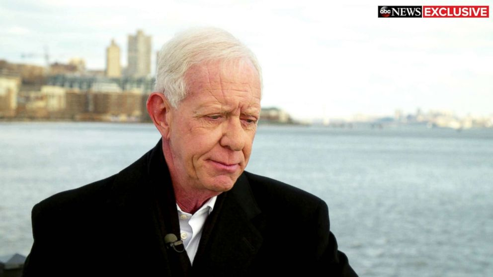 """Chesley """"Sully"""" Sullenberger speaks with ABC News' Amy Robach about the tenth anniversary of the """"Miracle on the Hudson."""""""