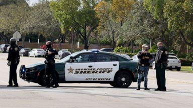 2 FBI agents killed, 3 hurt in Florida shooting