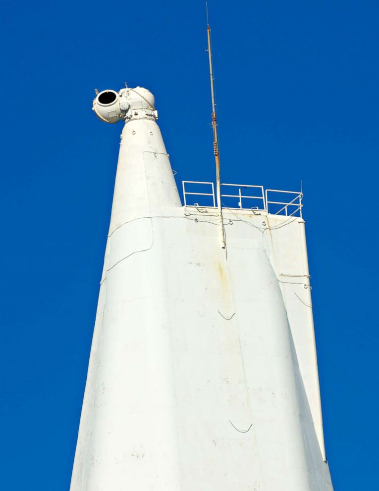 PHOTO: National Solar Observatory, Sacramento Peak, New Mexico, 2009.