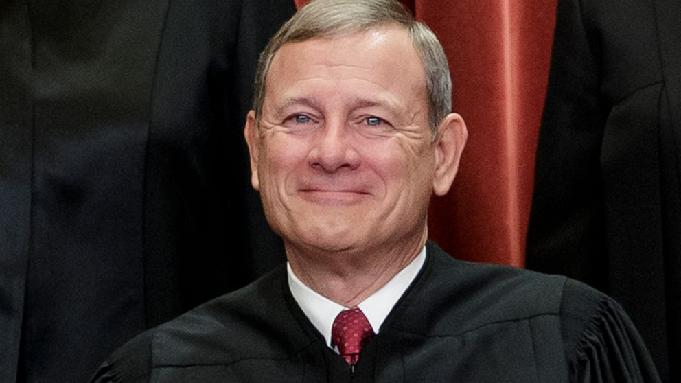 Chief Justice John Roberts injured head in fall during walk, Court says thumbnail