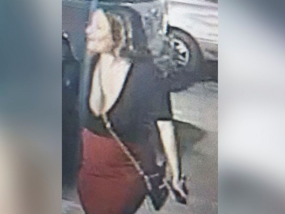 PHOTO: Police are searching for Savannah Spurlock who was last seen wearing a black top and maroon skirt.
