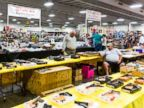 PHOTO: General atmosphere at the Kansas City Survival Expo & Gun Show, Sept. 30, 2017, in Kansas City, MO.