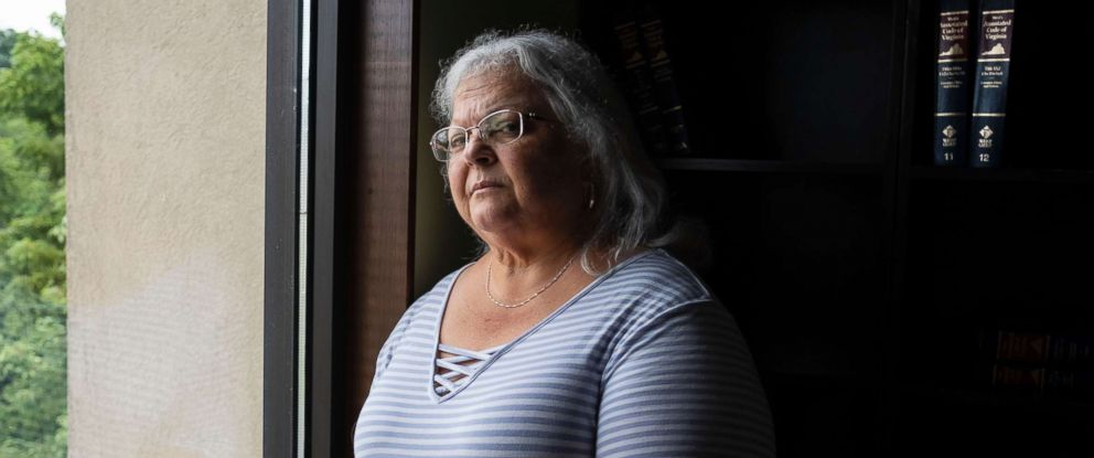 PHOTO: Susan Bro, mother of the slain Heather Heyer, is photographed in Charlottesville, Va., nearly a year after the deadly white supremacist rally on Aug. 2, 2018.