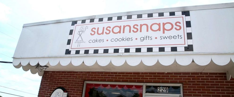PHOTO: The Susansnaps cookie company out of Atlanta, run by mother and daughter team Susan and Laura Stachler, is just one of the made in America companies being featured this Christmas holiday.