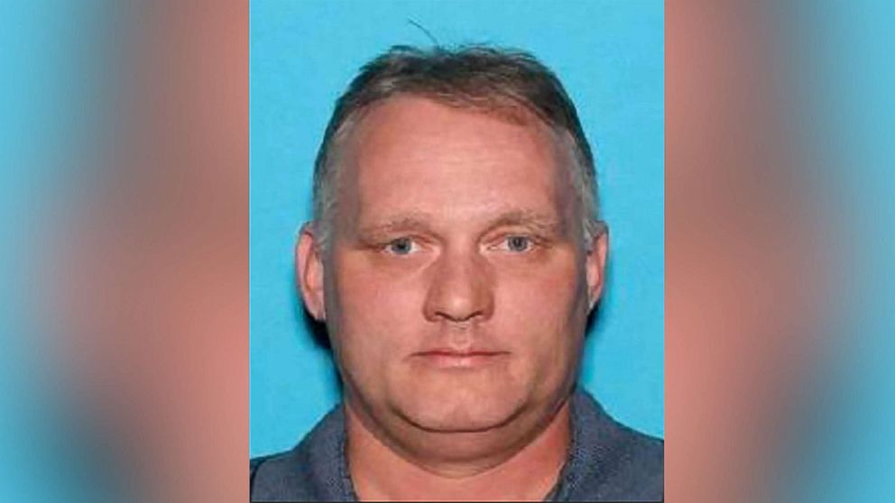 A Department of Motor Vehicles ID picture of Robert Bowers, the suspect of  the attack at the Tree of Life synagogue in Pittsburgh.