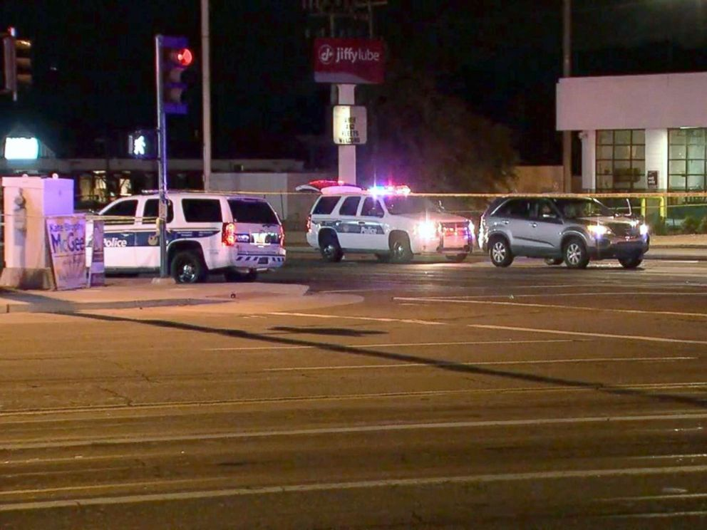 Ambushed' police officer in Phoenix shooting is now stable, alert