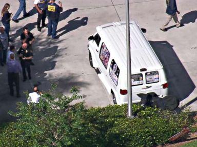 Florida man Cesar Sayoc arrested in 'insidious' mail bomb spree: Officials