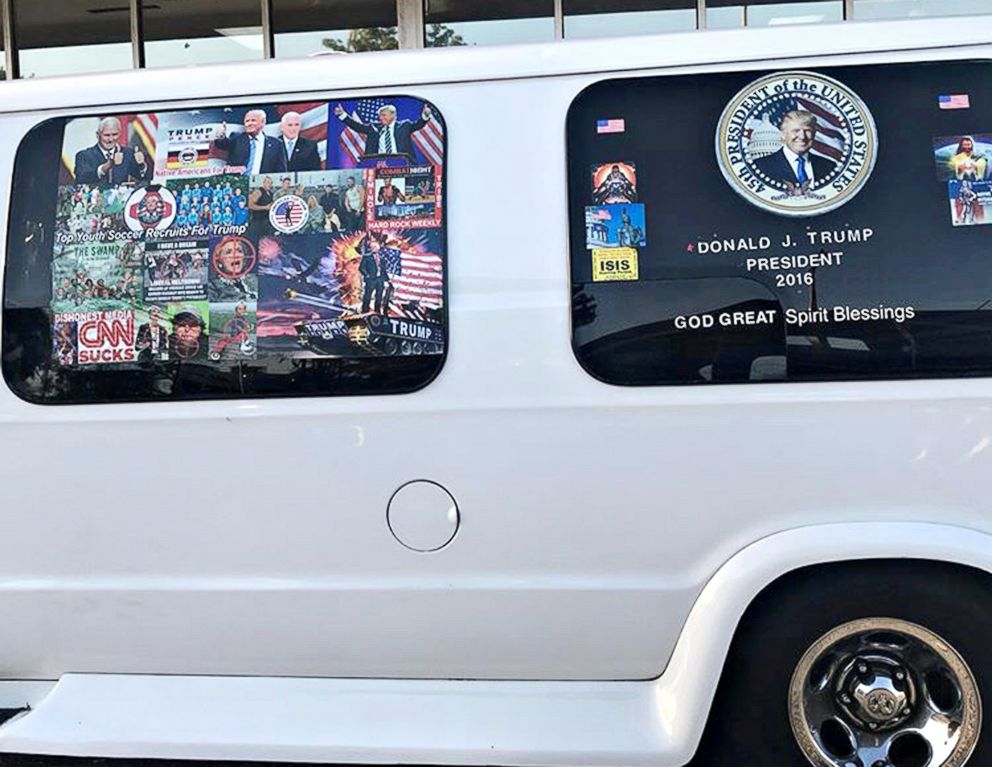 Cesar Sayoc Sentenced to 20 Years in Prison