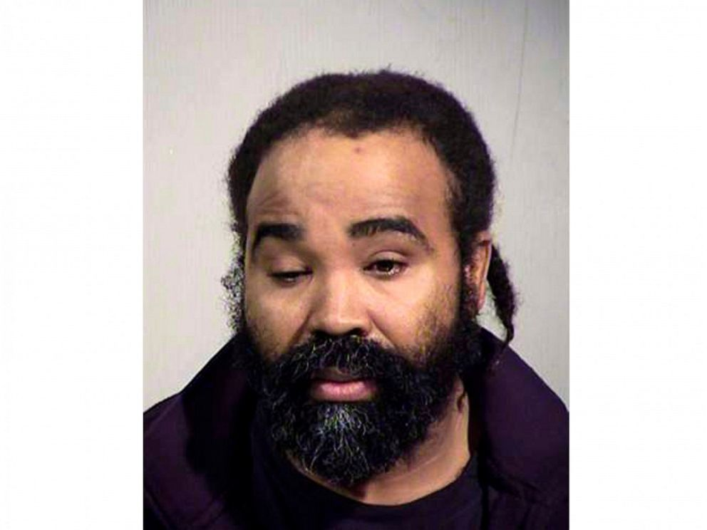 PHOTO: This undated photo provided by Maricopa County Sheriffs Office shows Nathan Sutherland, who is charged with sexually assaulting an incapacitated woman who later gave birth at a long-term care facility in Phoenix.