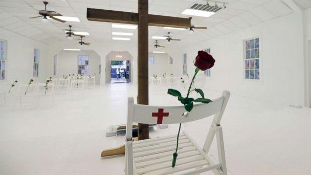 Texas church massacre victims can sue store where shooter bought gun, judge says