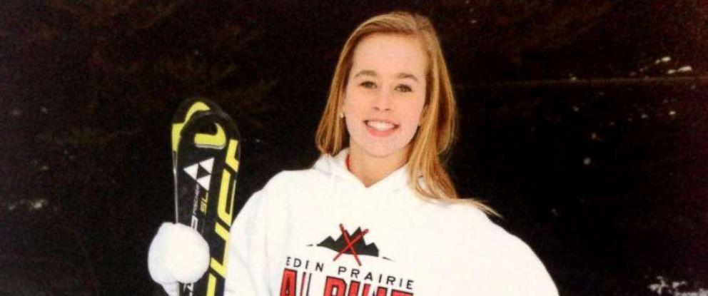 PHOTO: Sydney Galleger, 17, a high school junior, was a skier.