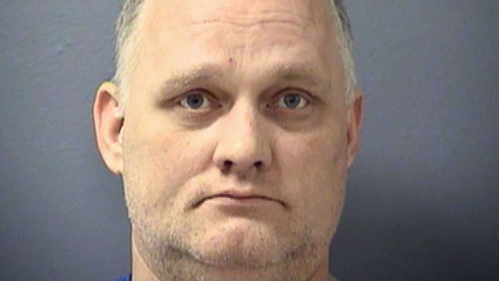 Robert Bowers is pictured in a booking photo released by the Butler County Prison on Oct. 30, 2018.