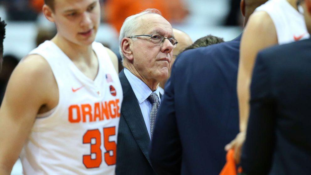 Syracuse Basketball Coach Jim Boeheim Heartbroken After
