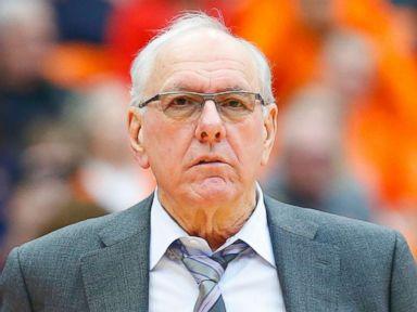 Syracuse basketball coach 'heartbroken' after fatal crash