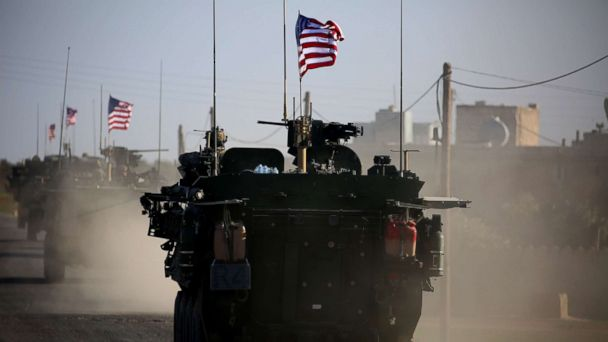 More troops, defensive capabilities requested to Middle East to deter Iran