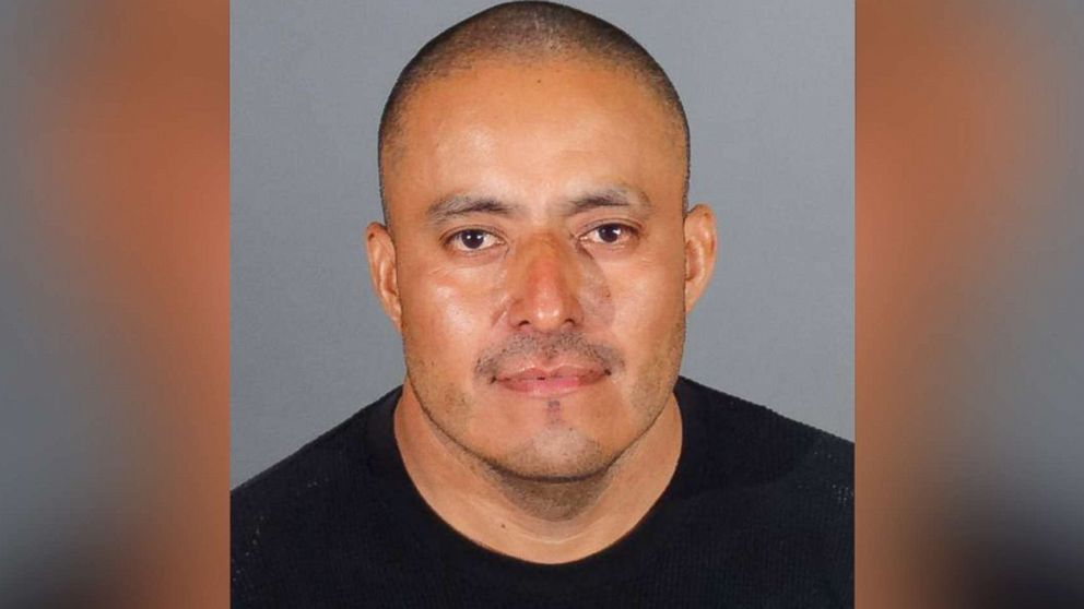 Juan Rodriguez is pictured in an undated handout photo released by the Los Angeles County Sheriff's Department on June 11, 2018.