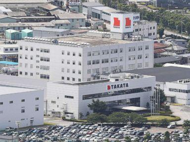 Investigators find faulty U.S. oversight of vehicle recalls, Takata inflators