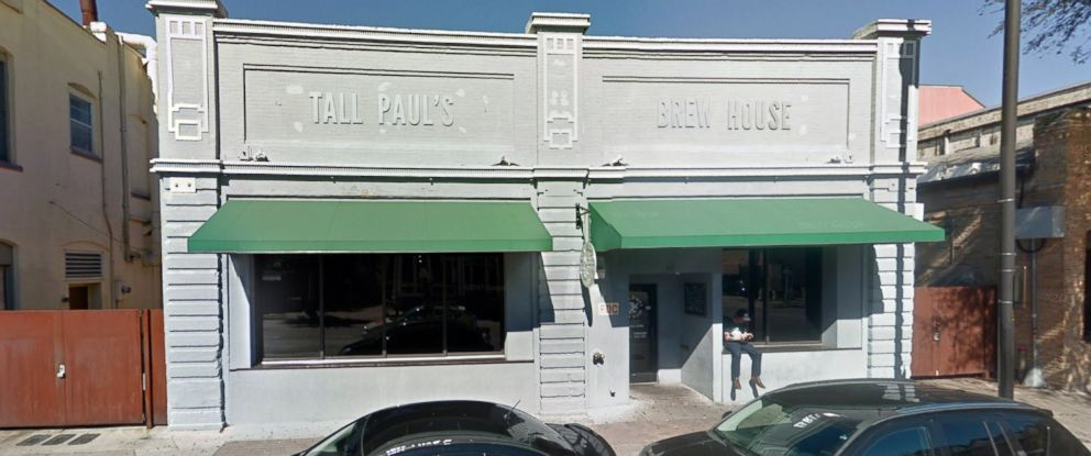PHOTO: Tall Pauls Brew House in Gainesville, Fla. is pictured in a Google Street View image, circa February 2017.