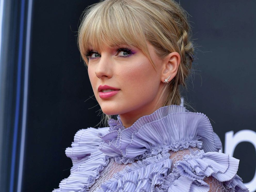 PHOTO: Taylor Swift attends the 2019 Billboard Music Awards at MGM Grand Garden Arena, May 1, 2019, in Las Vegas.