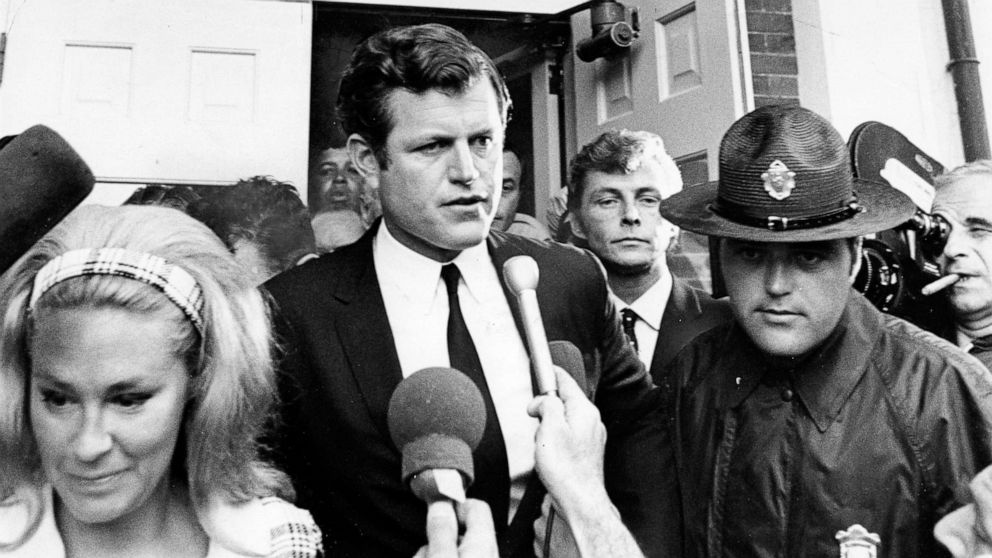 'You weren't able to grill him': Investigator says it was 'implied' not to push Ted Kennedy 'too hard' on Chappaquiddick