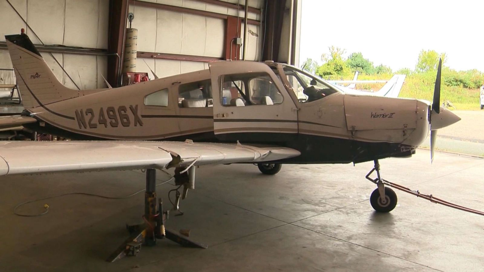 Teen pilot's mom describes 'nerve-wracking' minutes watching