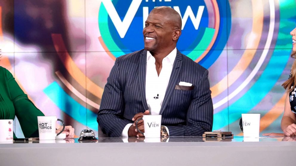 Terry Crews on how a bad anniversary date with his wife made him realize they'd 'be together forever'