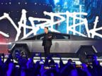 Tesla debuts futuristic new electric pickup Cybertruck to applause and derision