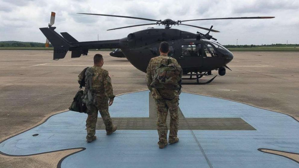North Carolina National Guard Deployments