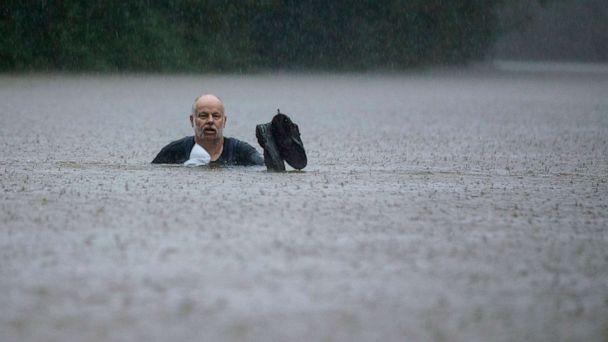 2 dead as Texas declares disaster with torrential rain wreaking havoc