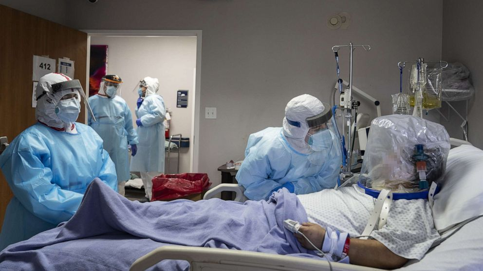 Coronavirus updates: CDC updates August death projections