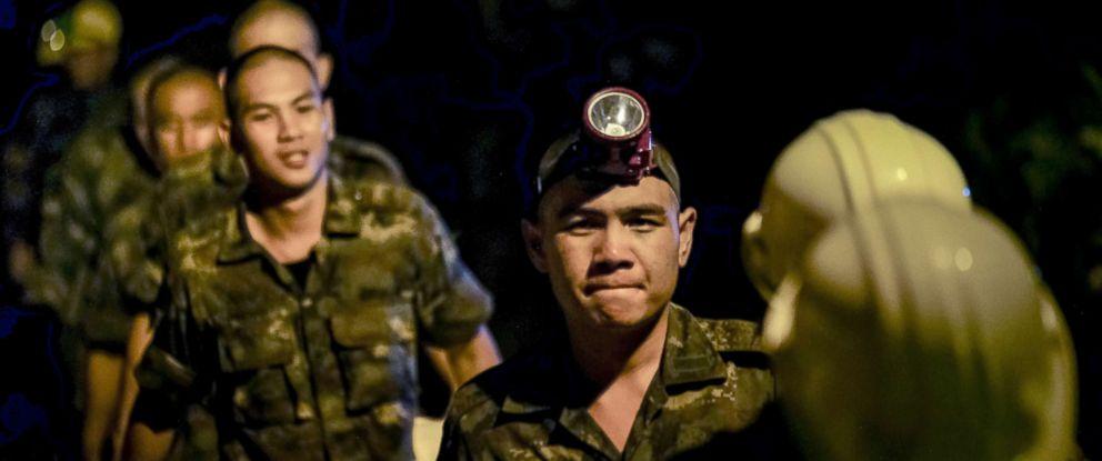 thai cave rescue operation - photo #28