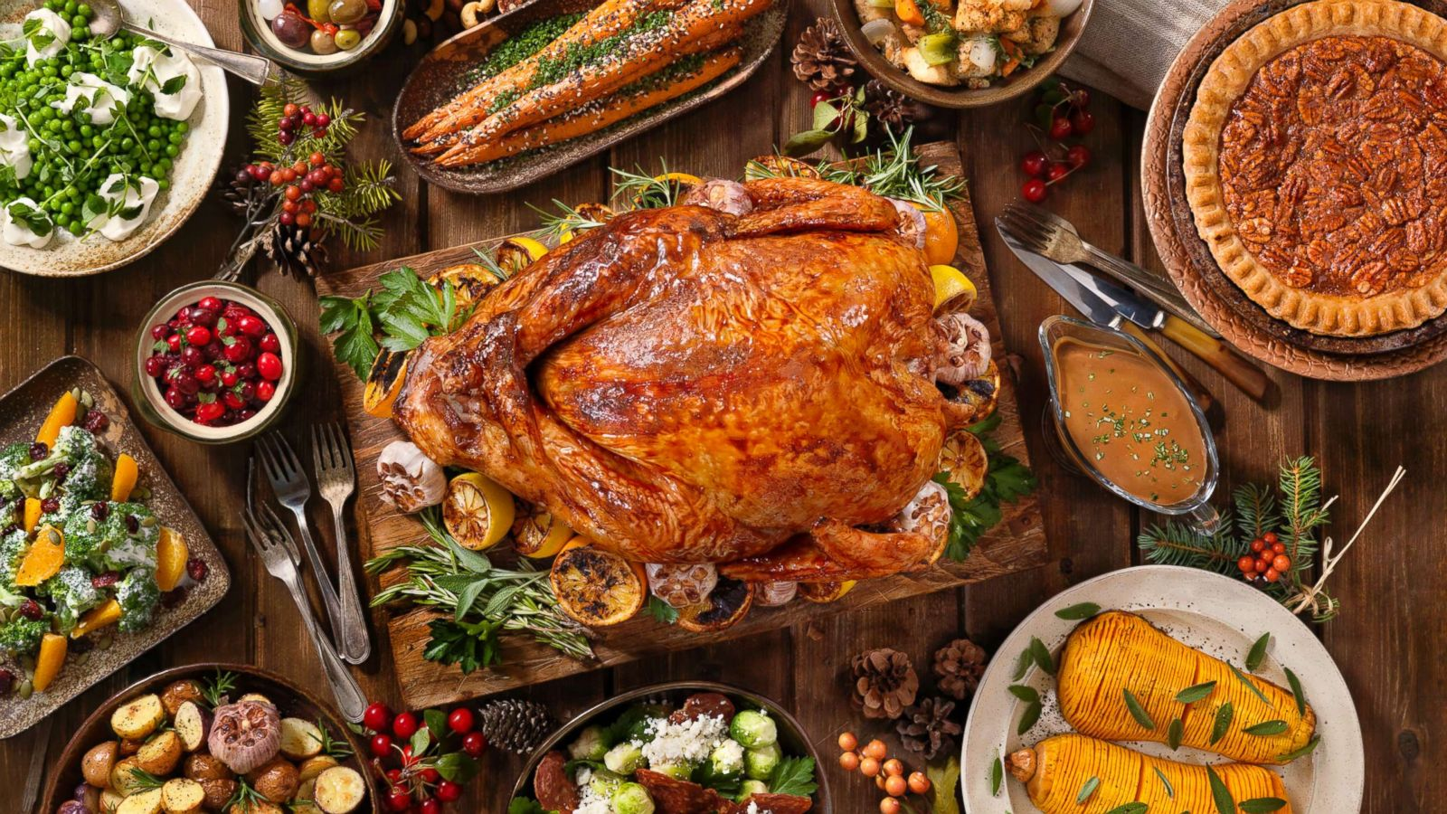 Lose Weight During Thanksgiving Dinner