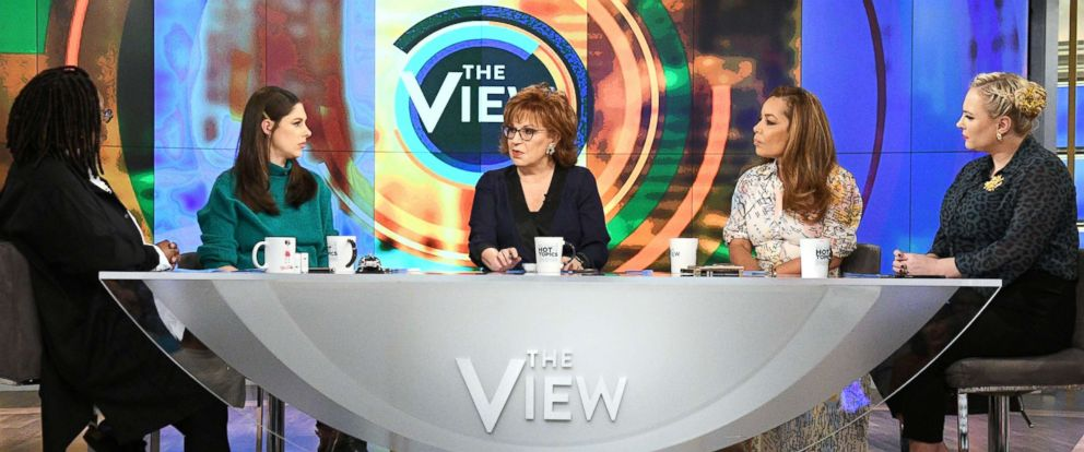 """PHOTO: """"The View"""" co-hosts discussed Liam Neesons controversial remarks about race and his effort to clarify the comments, Feb. 05, 2019."""