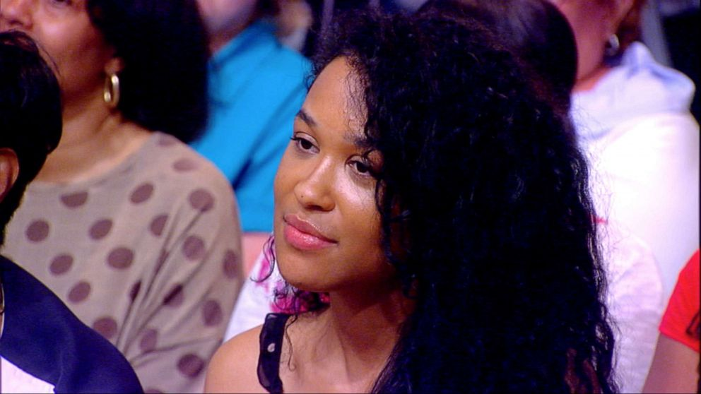 PHOTO: Destiny Odom is pictured on The View, May 28, 2019.
