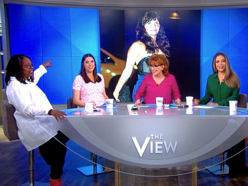 100% authentic f18e5 06761 The View' weighs in on model Helena Christensen being told ...