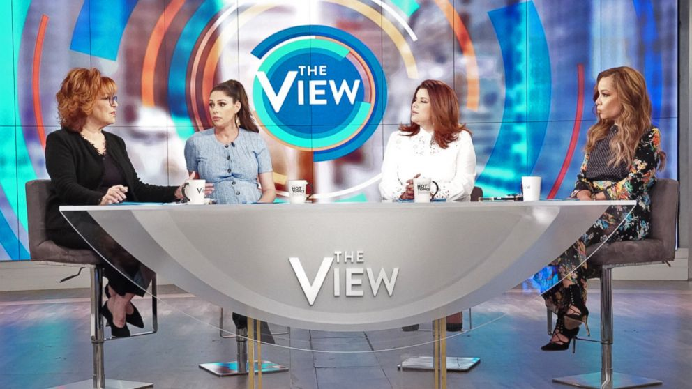 "Joy Behar, Abby Huntaman, Ana Navarro, and Sunny Hostin discuss presidential candidates' policy versus personality on ""The View"" Monday, Mar. 11, 2019."